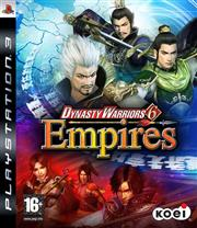 Dynasty Warriors 6 Empires PlayStation 3