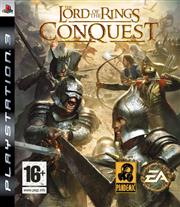 The Lord of the Rings Conquest PlayStation 3