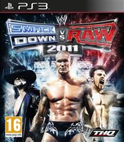 WWE SmackDown vs. Raw 2011 PlayStation 3