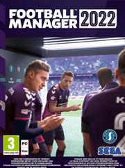 Football Manager 2022 (Code in Box) PC / MAC