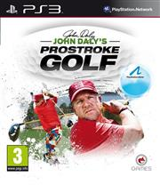 John Daly's Prostroke Golf PlayStation 3