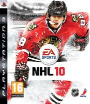 NHL 10 PlayStation 3