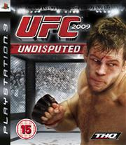 UFC 2009 Undisputed PlayStation 3