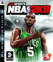 NBA 2K9 PlayStation 3