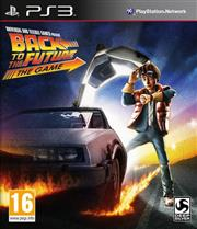 Back to the Future The Game PlayStation 3