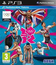 London 2012 The Official Video Game of the Olympic Games PlayStation 3