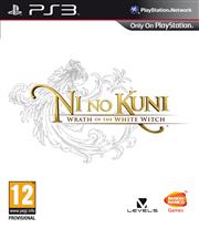 Ni no Kuni Wrath of the White Witch PlayStation 3