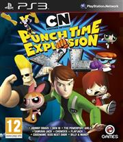 Cartoon Network Punch Time Explosion XL PlayStation 3
