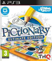 Pictionary Ultimate Edition PlayStation 3
