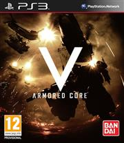 Armored Core 5 PlayStation 3