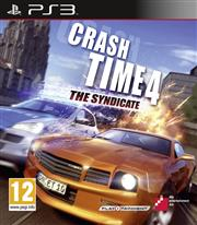 Crash Time 4 The Syndicate PlayStation 3