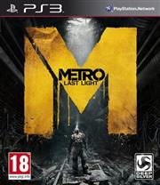 Metro Last Light PlayStation 3