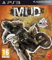 MUD FIM Motocross World Championship PlayStation 3