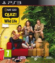 National Geographics Quiz! Wildlife Playstation 3