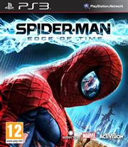 Spider-Man Edge of Time PlayStation 3