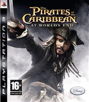 Pirates of the Caribbean At World's End PlayStation 3