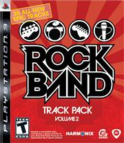 Rock Band Track Pack Volume 2 PlayStation 3