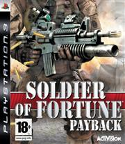 Soldier of Fortune Payback PlayStation 3
