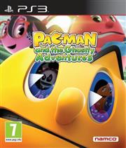 Pac-Man and the Ghostly Adventures PlayStation 3