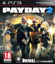 Payday 2 PlayStation 3