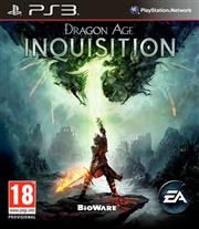 Dragon Age 3 (III) Inquisition PlayStation 3
