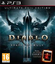 Diablo 3 (III) Ultimate Evil Edition PlayStation 3