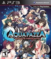 AquaPazza AquaPlus Dream Match PlayStation 3