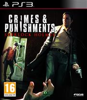 Sherlock Holmes Crimes & Punishments PlayStation 3