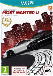 Need For Speed Most Wanted (2012) Wii U