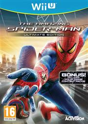 The Amazing Spider-Man Ultimate Edition Wii U