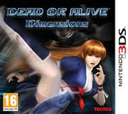 Dead or Alive Dimensions 3DS