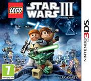 Lego Star Wars 3 (III) The Clone Wars 3DS
