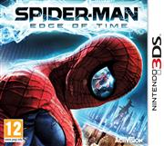 Spider-Man Edge of Time 3DS