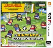 Pocket Football Club (download code) 3DS
