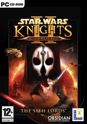 Star Wars Knights of the Old Republic 2 (II) The Sith Lords PC