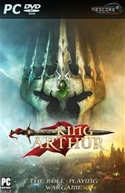 King Arthur The Role-playing Wargame PC