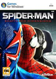 Spider-Man Shattered Dimensions PC
