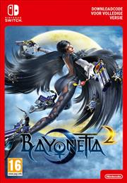 Bayonetta 2 (Digitaal Code) Nintendo Switch