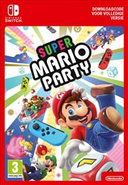 Super Mario Party (Digitaal Code) Nintendo Switch
