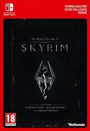 The Elder Scrolls 5 (V) Skyrim (Digitaal Code) Nintendo Switch