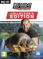 Fishing Sim World Pro Tour (Collector's Edition - Code in a Box) PC