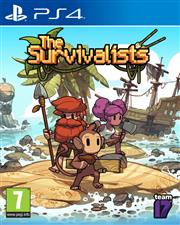 The Survivalists Playstation 4