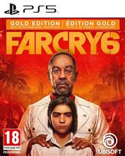 Far Cry 6 (Gold Edition) Playstation 5