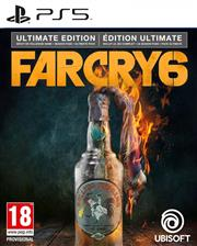 Far Cry 6 (Ultimate Edition) Playstation 5