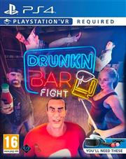 Drunkn Bar Fight (VR) Playstation 4