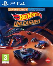 Hot Wheels Unleashed (Day One Edition) Playstation 4