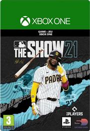 MLB The Show 21 (Digitaal Code) Xbox One