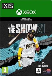 MLB The Show 21 (Digitaal Code) Xbox Series X | S