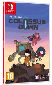 Psychotic's Colossus Down Nintendo Switch