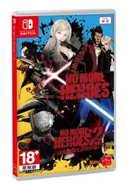 No More Heroes 1+2 Nintendo Switch